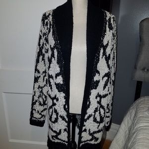 Solitaire By Ravi Khosla Cardigan